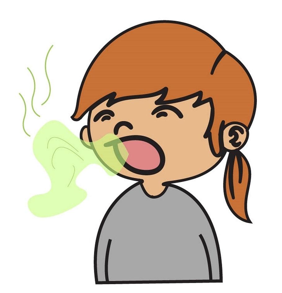 It Eliminates Mouth Odor