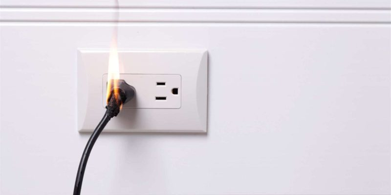 Electric protection to home